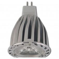 Светодиодная лампа Ecola Light MR16 LED 6W 220V 2800K GU5.3 38° 66х50