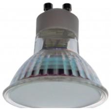 Светодиодная лампа Light Reflector GU10 LED 3W 220V GU10 6500K матовое стекло 53x50 Ecola