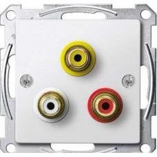 Механизм аудио/видео розетки Schneider Electric