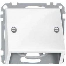 Наклонная накладка, полярно-белый Schneider Electric
