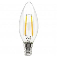 Светодиодная лампа Navigator NLL-F-C35-4-230-2.7K-E14