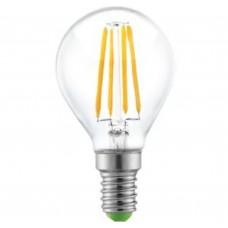 Светодиодная лампа Navigator NLL-F-G45-4-230-2.7K-E14