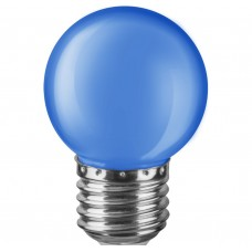 Светодиодная лампа NLL-G45-1-230-B-E27 Navigator