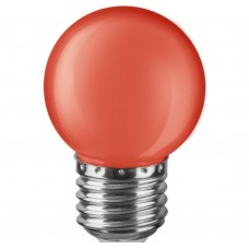 Светодиодная лампа NLL-G45-1-230-R-E27 Navigator