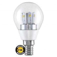 Светодиодная лампа NLL-G45-5-230-2.7K-E14-CL Navigator
