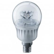 Светодиодная лампа NLL-G45-7-230-2.7K-E14-CL Navigator
