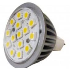Светодиодная лампа NLL MR16 3W 12V 3000K GU5.3 Navigator