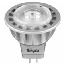 Светодиодная лампа Navigator NLL MR16 3W 230V 3000K GU5.3