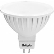 Светодиодная лампа Navigator NLL MR16 5W 12V 3000K GU5.3