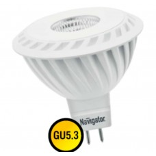 Светодиодная лампа Navigator NLL MR16 5W 230V 4000K GU5.3 60D