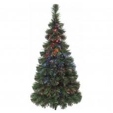 """Новогодняя Ель """"Сосна"""", фибро-оптика 80 см, 93 ветки, с декоративными украшениями NEON-NIGHT"""