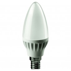 Светодиодная лампа ОLL-C37-6-230-2.7K-E14-FR ОНЛАЙТ