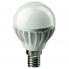 Светодиодная лампа ОLL-G45-6-230-2.7K-E14 ОНЛАЙТ