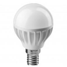 Светодиодная лампа OLL-G45-8-230-2.7K-E14 ОНЛАЙТ