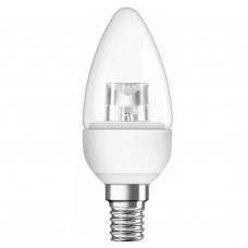 Светодиодная лампа OSRAM PARATHOM CL B25 4W/827 220-240V/CL E14