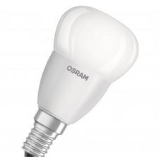 Светодиодная лампа PCLP40DIM 6W/827 220-240V FR E14 Osram