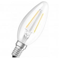 Светодиодная лампа PRFCLB40 4W/827 220-240V FIL E14 Osram