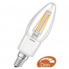 Светодиодная лампа PRFCLB40DIM 4,5W/827 230V FIL E14 Osram