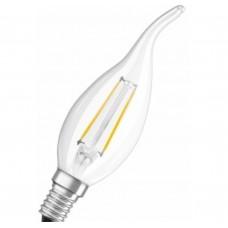 Светодиодная лампа PRFCLBA40 4W/827 220-240V FIL E14 Osram