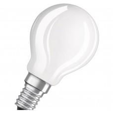 Светодиодная лампа PRFCLP40 5W/827 220-240V FR E14 Osram