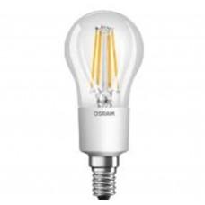 Светодиодная лампа PRFCLP40DIM 4,5W/827 230V FIL E14 Osram
