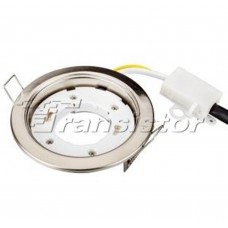 Светодиодная лампа Рамка GX53 106SC Сатин Arlight
