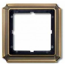 Рамка х1, античная латунь Schneider Electric
