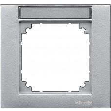 Рамка с полем д. надписи 1 пост Schneider Electric