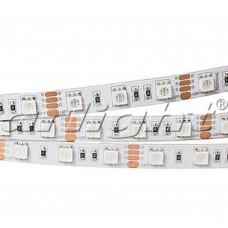 Лента светодиодная RT 2-5000 12V Pink 2X 5060, 300 LED, LUX Arlight