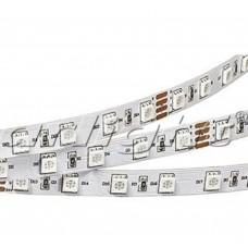 Лента светодиодная RT 2-5000 24V Orange 2X 5060, 300 LED, LUX Arlight