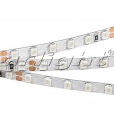 Лента светодиодная RT 2-5000 24V Red-5mm 2х3528, 600 LED, LUX Arlight