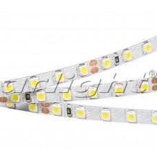 Лента светодиодная RT 2-5000 24V S-Warm-5mm 2x(3528,600 LED,LUX