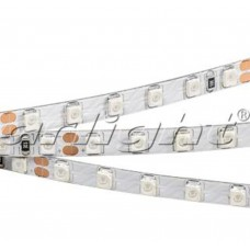Лента светодиодная RT 2-5000 24V Yellow-5mm 2x3528,600LED,LUX Arlight