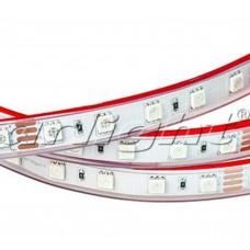 Лента светодиодная закрытая Arlight RTW 2-5000P 24V RGB 2X 5060