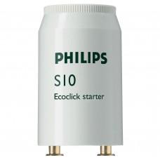 S10 4-65W SIN 220-240V WH EUR/1000 стартер Philips