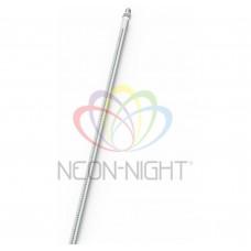 Сосулька светодиодная 30 см, 220V, e27, двухсторонняя, 24х2 диодов, цвет диодов белый, NEON-NIGHT