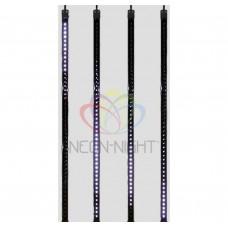Сосулька светодиодная 80 см, 9,5V, двухсторонняя, 48х2 светодиодов NEON-NIGHT