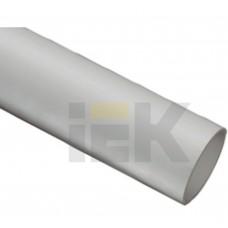 Труба гладкая жесткая ПВХ d40 ИЭК серая (24м),3м CTR10-040-K41-024I