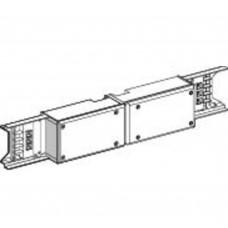 Вводная секция 100а, установка в центре Schneider Electric