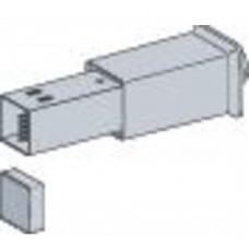 Вводная секция 40а, установка справа Schneider Electric