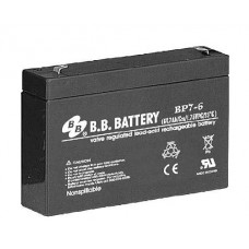 Аккумулятор BB Battery BP7-6