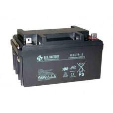 Аккумулятор BB Battery HRL 75-12