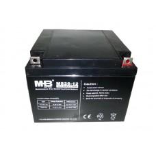 Аккумулятор MHB Battery MS 26-12