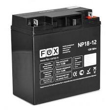 Аккумулятор FOX NP18-12