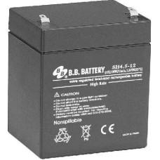 Аккумулятор BB Battery BP4.5-12
