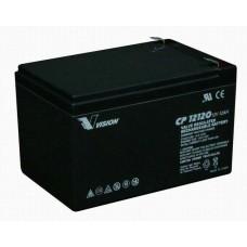 Аккумулятор POWERMAN CA12120/UPS