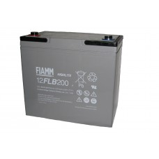 Аккумулятор FIAMM 12 FLB 200