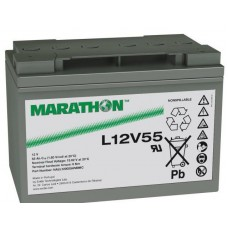 Аккумулятор Marathon (Exide Technologies) L12V55
