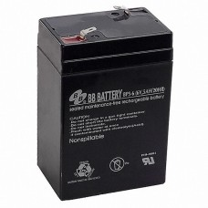 Аккумулятор BB Battery BP5-6