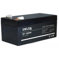 Аккумулятор Delta DT 12032